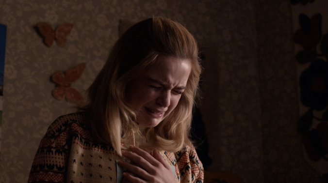 Sally Draper Crying